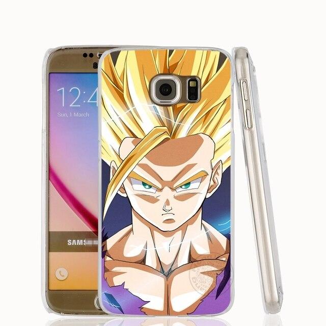 Dragon Ball Z Case Cover For Samsung Galaxy
