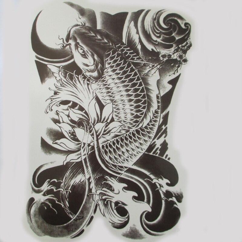 Achetez en gros poissons tatouages conceptions en ligne for Grossiste carpe koi