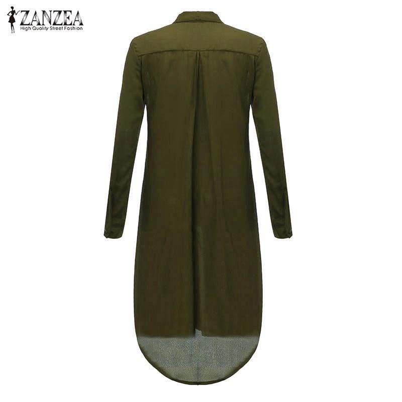 HTB13LSHLXXXXXcdXpXXq6xXFXXX7 - Women Shirt Vestido Bow Long Sleeve Casual Amsymetircal Chiffon