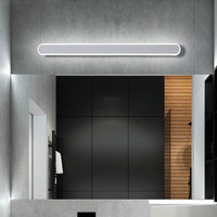 İskandinav basit LED ayna farlar yaratıcı modern banyo su geçirmez nem geçirmez duvar lambası soyunma masa lambası mx6101355