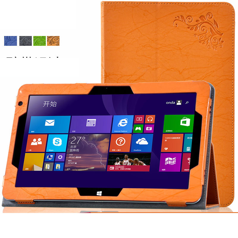 Fashion Case cover for 10.6 inch Cube mix plus 2 in 1 Tablet PC for cube mix plus case cover