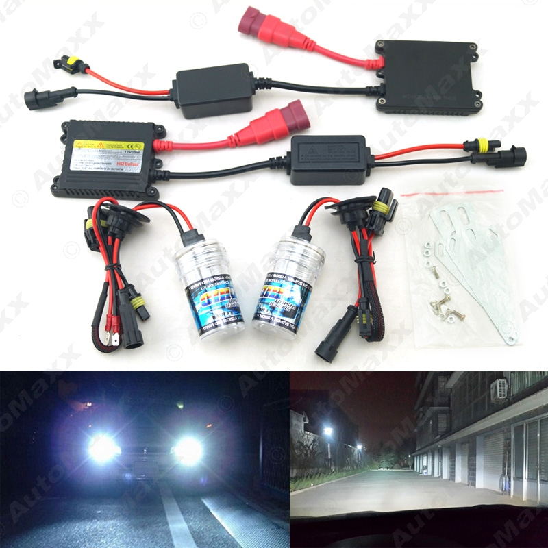 Xenon HID Kit H1/H3/H7/H8/H10/H11/9005/9006 DC 12V 35W Xenon Bulb Lamp Digital Ballast Car Headlight #J-4470 10sets xenon hid kit h1 h3 h7 h8 h10 h11 9005 9006 dc 12v 35w xenon bulb lamp digital ballast car headlight j 4470