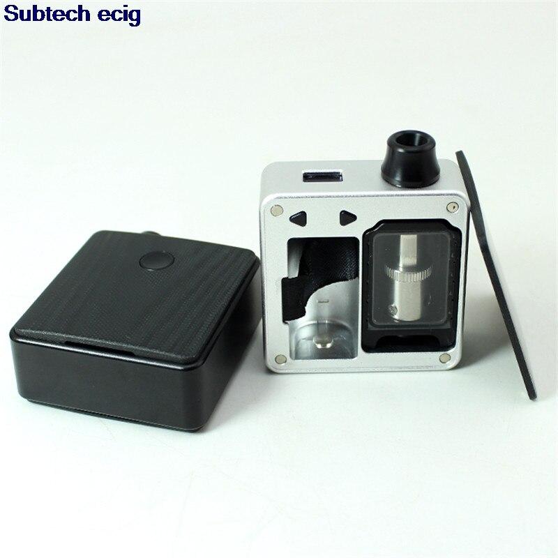 100% originall SXK Bantam коробка мод SXK 30 Вт bb мини коробка с USB портом черный серебряный цвет bb коробка 5 мл огромные бутылки модов Бесплатная доставка - 6