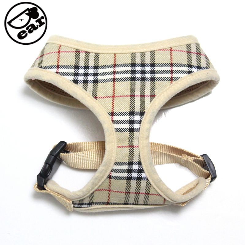 Chaleco acolchado para mascotas de Soft Mesh Dog Harness Chaleco - Productos animales