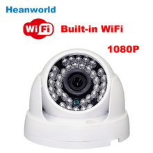 Wireless IP Camera Wifi built-in antenna full HD 1080P 2.0MP CCTV network camera surveillance video webcam for indoor Home use
