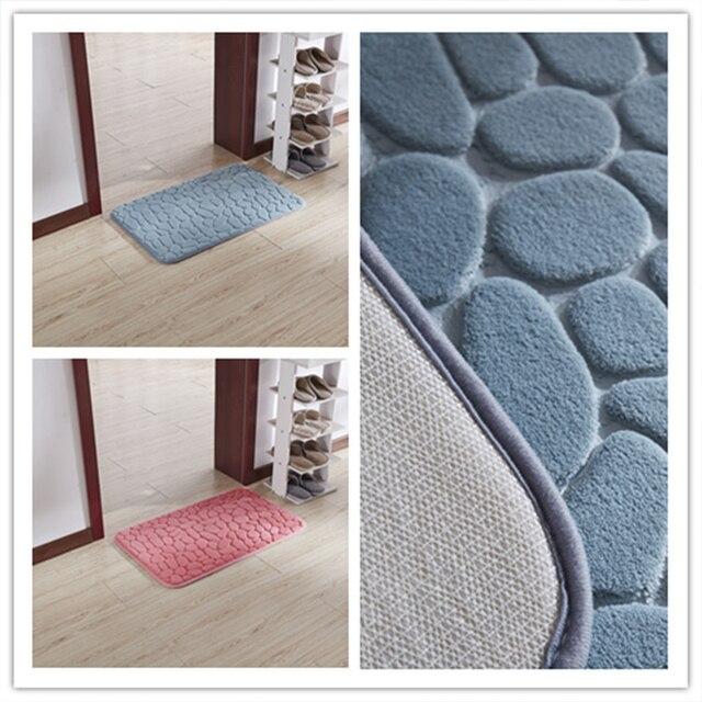 [Taglie Multiple] VOZRO memoria tappetino Da Bagno tappeto tappeti wc divertente vasca da bagno In Camera porta del soggiorno scale bagno del piede tappetini