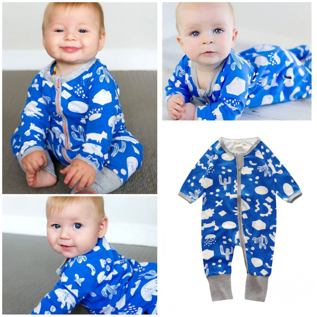 Casual Newborn Infant Baby Boy Girl Romper Long Sleeve Warm Suit Zipper Playsuit One Pieces Outfit 0-24M newborn infant warm baby boy girl clothes cotton long sleeve hooded romper jumpsuit one pieces outfit tracksuit 0 24m