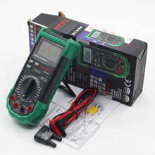 Cheaper Mastech MS8269 3 1/2 Digital Multimeter LCR Meter AC/DC Voltage Current multifunctionTester Inductance Detector