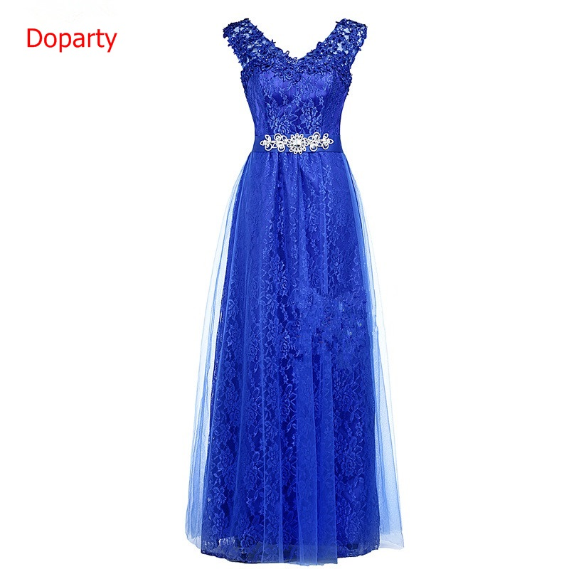 2015 Hot Sale Free Shipping new women elegant formal party short sleeve backless wine red lace long A-line glitter prom dresses