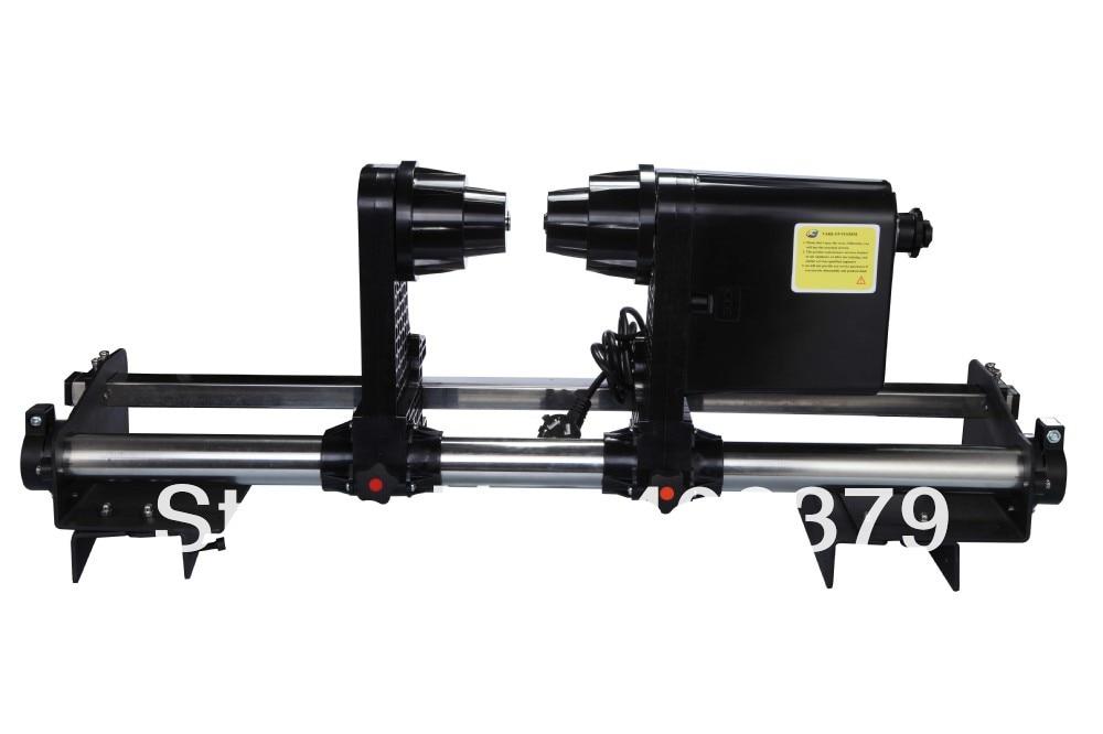 Roland take up reel system Roland printer paper receiver for Roland SJ FJ SC 540 640 740 VP540 Series printer auto paper auto take up reel system for all roland sj sc fj sp300 540 640 740 vj1000