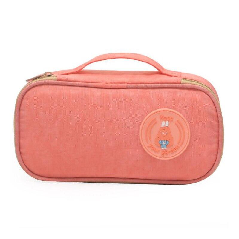 New Women and men Large Waterproof Makeup bag Nylon Travel Cosmetic Bag Organizer Case Necessaries Make
