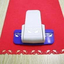 Puncher Paper-Cutter Lace-Craft Fancy Scrapbooking Border-Hole-Punch Foam Handmade New