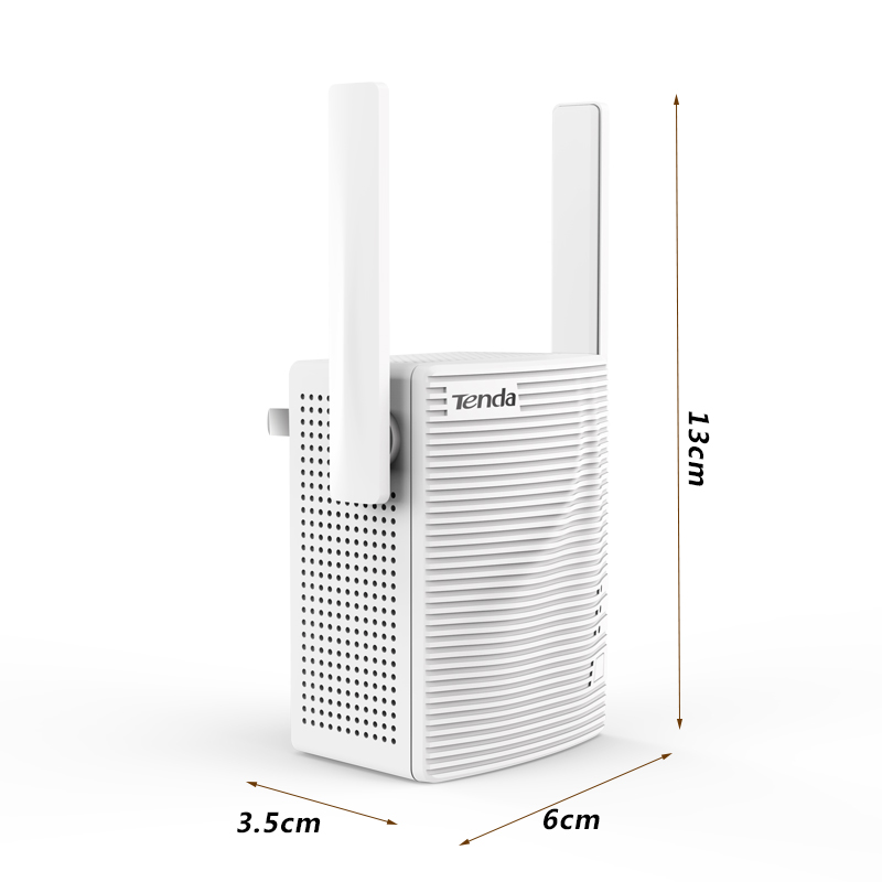 Tenda A18 dual-band wifi repeater AC1200Mbps Range Extender Signal Booster easy