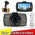 "Dash Cam Full HD 1080P 2.7"" Car Dvrs G30 Novatek 96220 Car Camera Recorder With Motion Detection Night Vision G-Sensor Car Dvr"