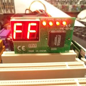 Image 2 - 2 haneli PC bilgisayar anakart hata ayıklama posta kartı analizörü PCI anakart test cihazı teşhis ekran masaüstü bilgisayar
