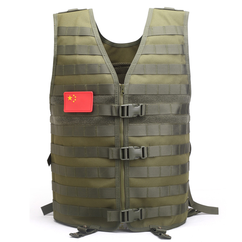 Tactical Vest Combat Molle Assault Military Airsoft Paintball Armor Carrier Strike Add Pouches Vest Outdoor Fishing
