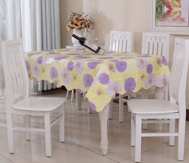 Table Cloth Plastic Waterproof Tablecloth Rectangle Style For Wedding  Oilcloth For Table Tablecloths Oilcloth On