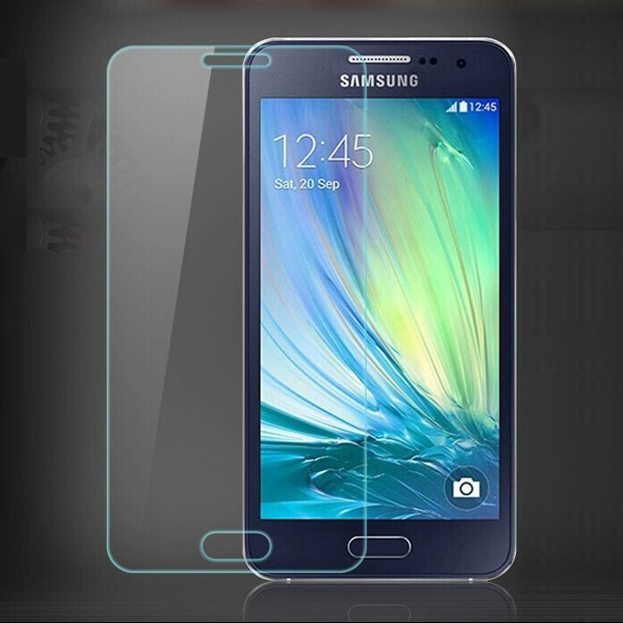 2PCS sFor Glass Samsung Galaxy A3 Screen Protector Tempered Glass For Samsu..