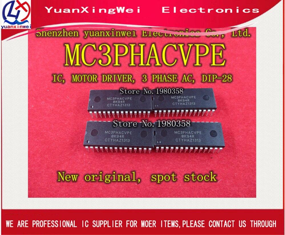 где купить New original Free shipping 2pcs/lot DIP28 MC3PHACVPE MC3PHAC MC3PHACVP Best quality по лучшей цене