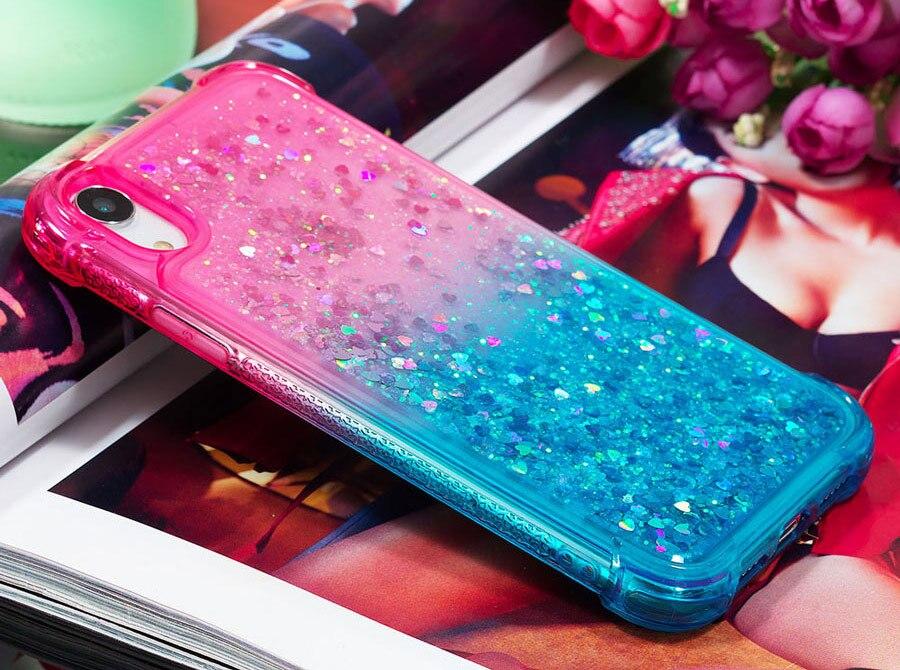 iphone xr Glitter Case (3)