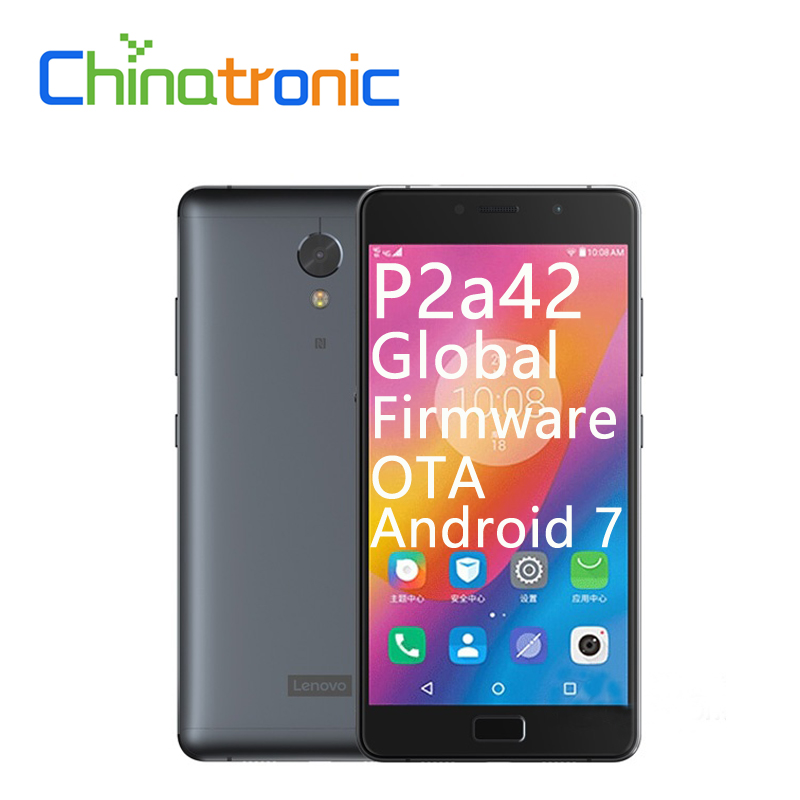 Original Lenovo Vibe P2 A42 4G FDD LTE Mobile Phone