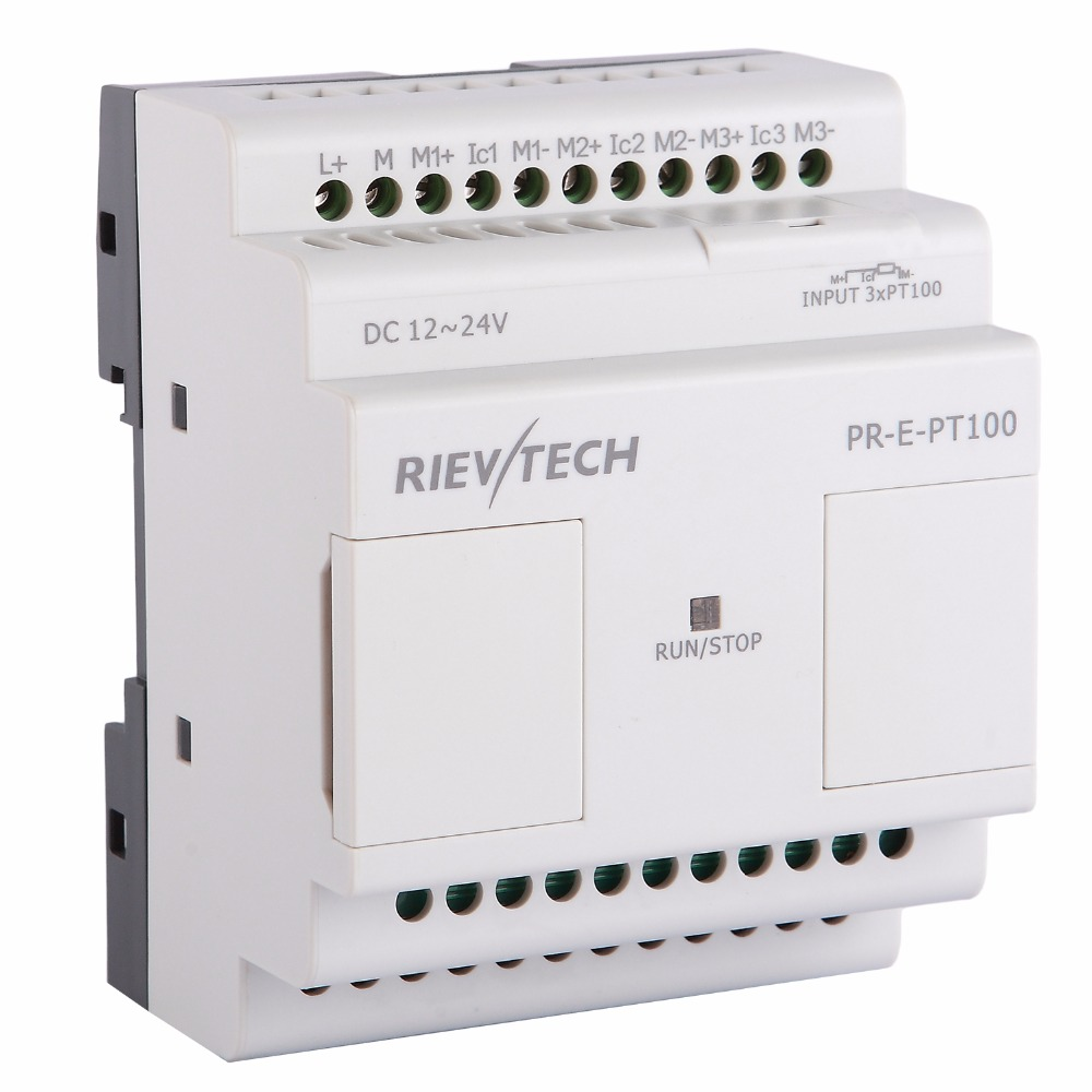 RIEVTECH,Micro Automation Sulutions Provider. Programmable Relay PR-E-PT100