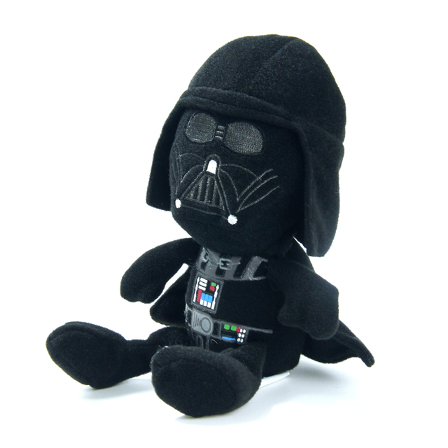 Star Wars Darth Vader Plush Toy 22cm Star Wars Model Cute Mini Darth