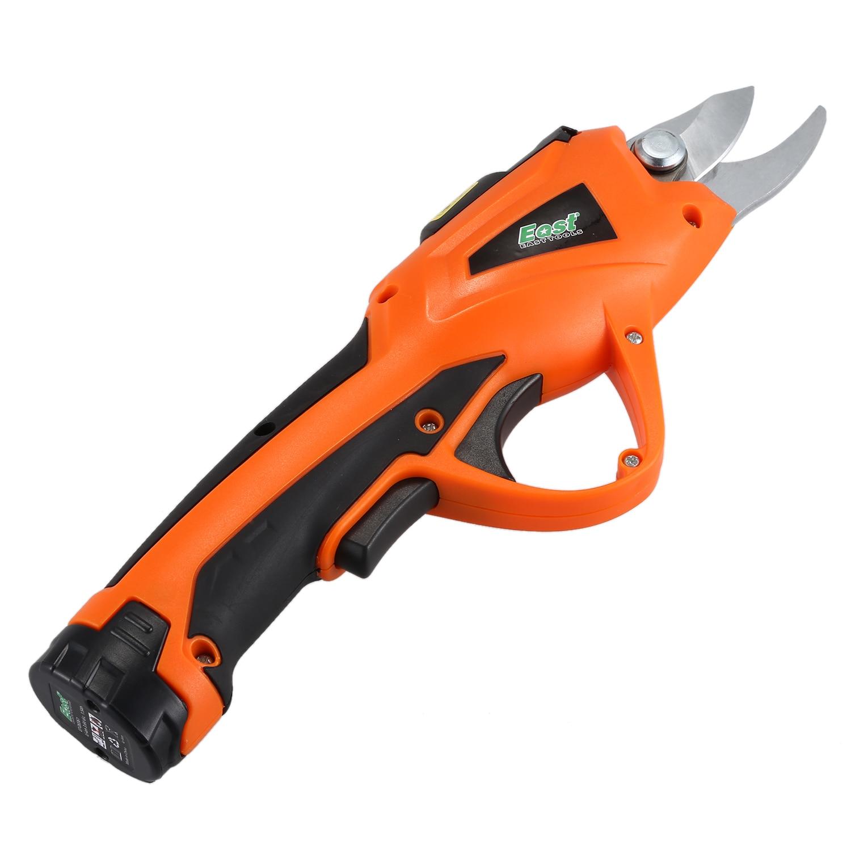 Garden Pruning Shear Power Tools 3.6V Li ion Battery Cordless Secateur Branch Cutter Electric Fruit Pruning Tool ET1505 scissors