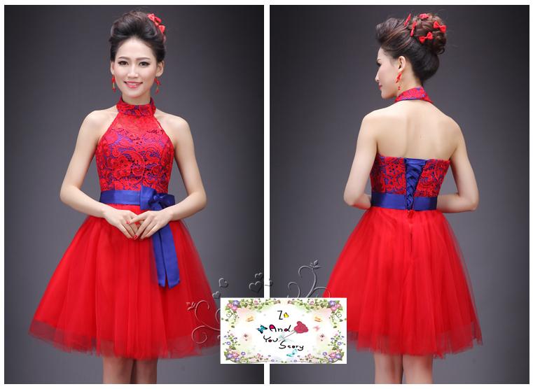 multi color halter style purple lace junior short hot pink ... b189f810e54c