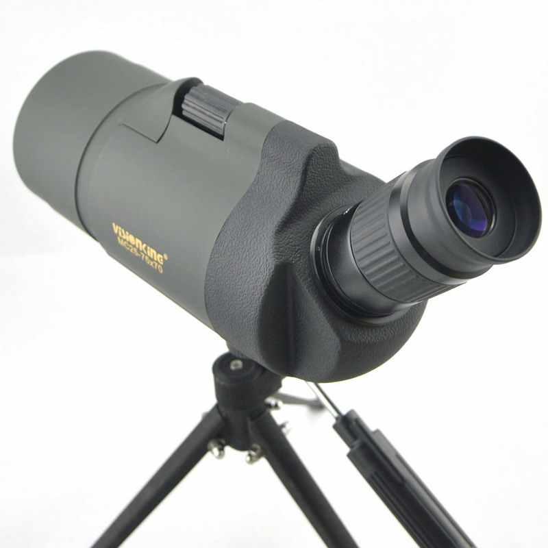 Visionking 25-75x70 MAK Spotting ขอบเขตการล่าสัตว์/Birdwatching กลางแจ้งกันน้ำ Spotting ขอบเขต BAK4 กล้องโทรทรรศน์