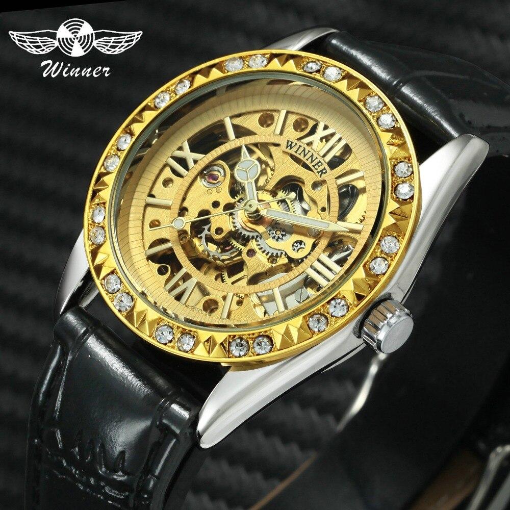 2018 נשים שעונים שעונים Top מותג יוקרה - שעונים לנשים