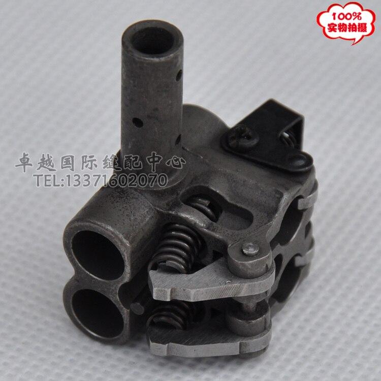 Machine à coudre industrielle accessoires frères voiture 845 double aiguille barre séparateur/petit stent composants S00858-001