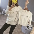 Mother and Daughter Clothes Fall Winter Sweaters Family Matching Outfits Sweaters for Mom and Kids Fashion Cardigan Sweaters