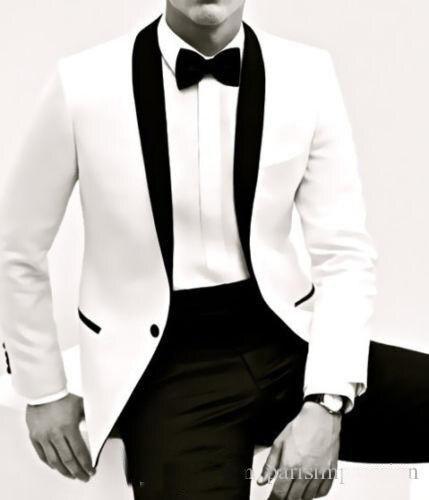 4Pieces(Jacket+Pants+tie+handkerchief)Groom Tuxedos Men Wedding Suits Prom/Formal/Bridegroom Suits/best Man /business Suits