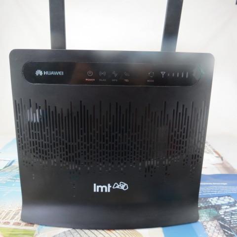 Huawei LTE CPE B593s-22 Unlocked 4G Wireless Router+ 2pcs 4g B593 Antenna