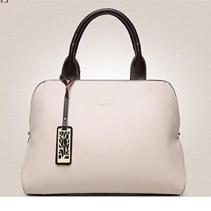 купить Women Bags Women Messenger Bags Female Leather Handbag Ladies Single Shoulder Crossbody Bag Handbags Women Famous Brands red по цене 4646.95 рублей