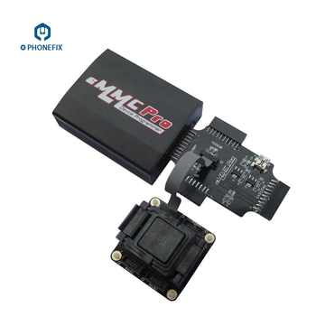 PHONEFIX Original EMMC Booster Tool EMMC Socket Device Support EMMC BOX Easy Jtag Plus UFI Box AFT Box For Mobile Phone Repair