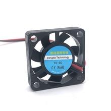 Новинка 3007, 30 мм, 3 см, 30*30*7 мм, 5 В, 12 В, вентилятор для 3D-принтера, вентилятор для графической карты, вентилятор охлаждения для ноутбука, миниатюрный тихий вентилятор M.2 HD