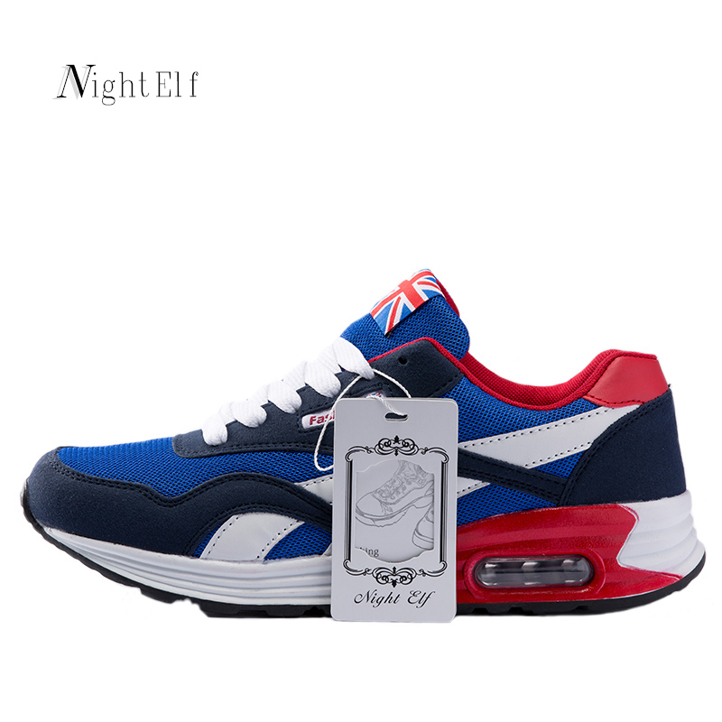 Night Elf running shoes for men sport shoes breathable ...