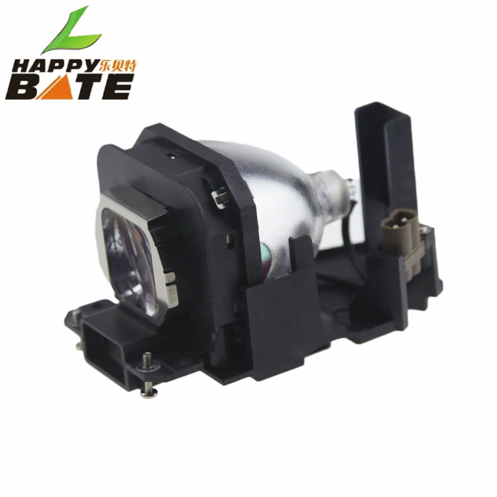 HAPPYBATE ET-LAX100 Replacement Projector with Housing for PT-AX100  PT-AX100E PT-AX200 180 Days Warranty
