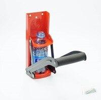 Free Shipping 500ml Plastic Bottle Crusher Plastic Bottle Crushing Machine Also Suitable For 16oz 12oz 8oz