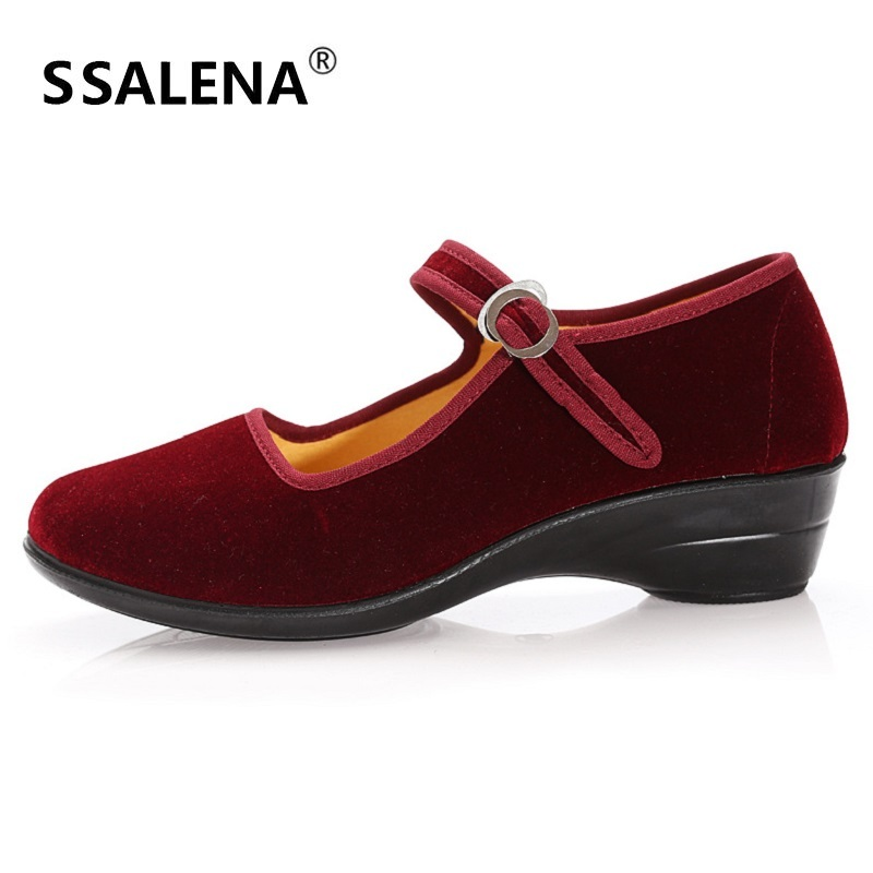 High Quality New Arrival Sandals Wholesale Girls Ladies Latin Dance Low Heel Shoes Training Single Cool Shoes Chaussures Femme30 Office & School Supplies