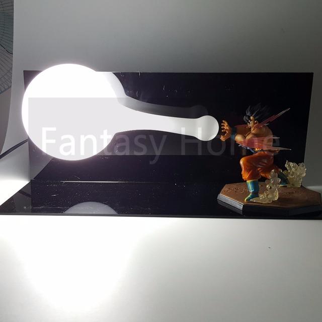 Goku KaméHaméHa Lamp
