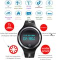 2017 Sports GPS movement activity smart bracelet watch Six-axis G-sensor Smart Bracelet fitness tracking for Android iOS E07