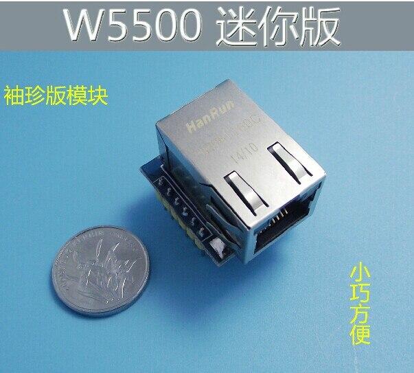 Freeshipping W5500 module  Ethernet module SPI interface freeshipping rs232 to zigbee wireless module 1 6km cc2530 chip