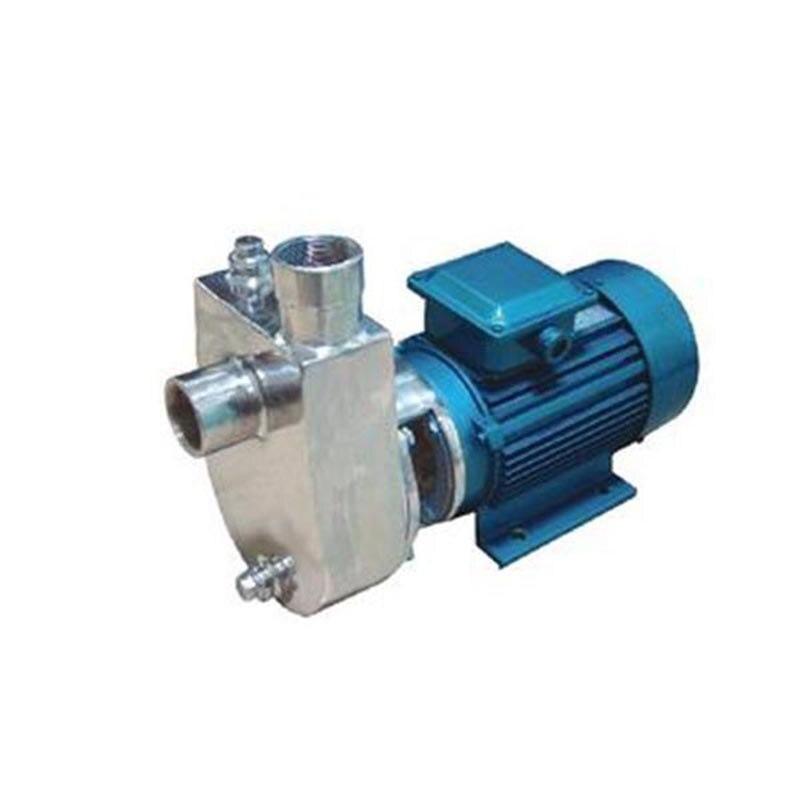 220V50HZ 1.1KW Stainless steel self-priming Sanitary pump220V50HZ 1.1KW Stainless steel self-priming Sanitary pump