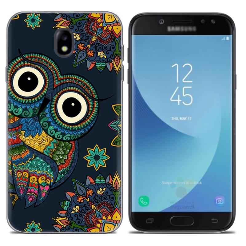 Samsung Galaxy J5 2017 J530 Avropa versiyası 5.2 düymlük Moda - Cib telefonu aksesuarları və hissələri - Fotoqrafiya 3