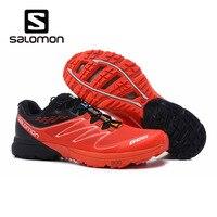Salomon S LAB SENSE M Men's Shoes Outdoor Jogging Sneakers Lace Up Athletic Shoes running Shoes Men's Shoes size 40 46
