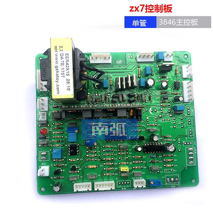 лучшая цена IGBT Welding Machine Control Board Inverter Welding Machine Circuit Board ZX7400G Main Control Board Welder Circuit Board