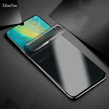 3D Full Cover Soft Hydrogel Membrane Privacy Screen Protector Film for Huawei Mate 20 Pro X Anti Spy for Mate 20 Pro X Film стоимость